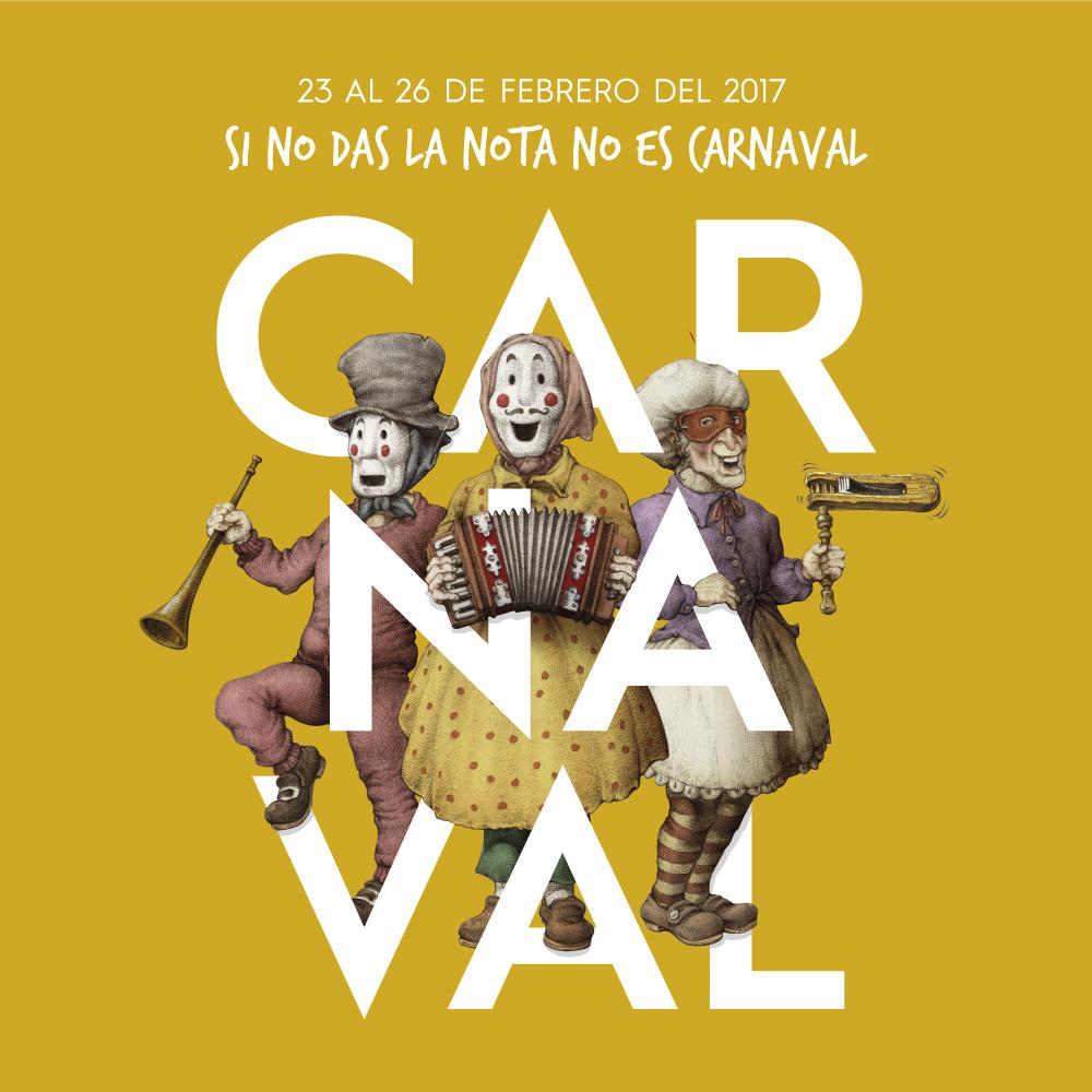 Carnaval Zaragoza 2017